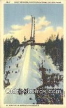 spo025970 - Chester Park Bowl Duluth, Minnesota, Minn, USA Postcard Post Card, Carte Postale, Cartolina Postale, Tarjets Postal,  Old Vintage Antique