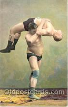 spo026013 - Ringkampf, Wrestling Postcard Postcards