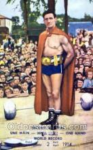 Record mondial Victor Delamarre