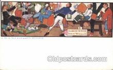 spo027036 - Celebrating The Victory, Cincinnati, Ohio, USA Football Postcard Post Cards Old Vintage Antique