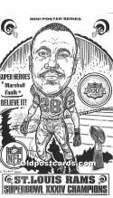 St Louis Rams Super Bowl XXXIV Champions