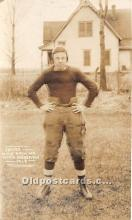 Shaver, Half Back for North Henderson 1915