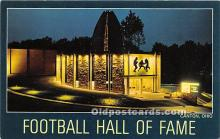 spo027137 - Old Vintage Football Postcard Post Card