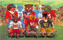 Atlantic Coast Conference Family Portrait