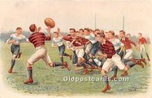 Football by GD Rowlandson