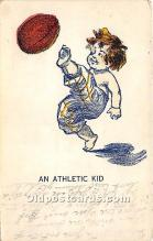 An Athletic Kid