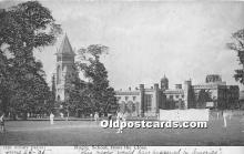Rugby School from the Close