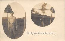 spo027155 - Old Vintage Football Postcard Post Card