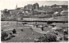 spo028017 - Dieppe, Miniature Golf Sports Postcard Postcards