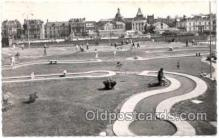 spo028019 - Dieppe, Miniature Golf Sports Postcard Postcards