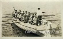 spo029053 - Rowing Team Old Vintage Antique Postcard Post Cards