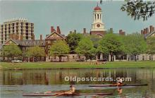 spo029060 - Old Vintage Rowing Postcard Post Card