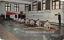 spo029101 - Old Vintage Rowing Postcard Post Card