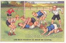 spo030003 - Soccer, Football, Postcard Postcards