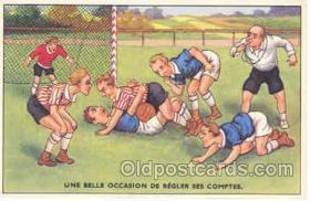 spo030003 - Soccer, Football, Postcard Postcards