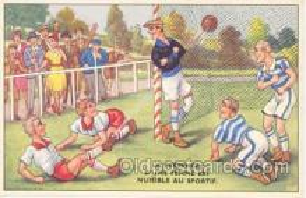 spo030004 - Soccer, Football, Postcard Postcards