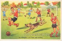 spo030006 - Soccer, Football, Postcard Postcards