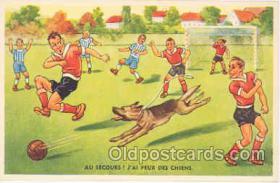 spo030006 - Soccer, Football, Postcard Postcards