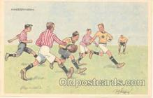 spo030007 - Soccer, Football, Postcard Postcards