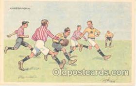 spo030007 - Soccer, Football, Postcard Postcards