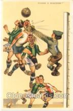 spo030011 - Soccer, Football, Postcard Postcards