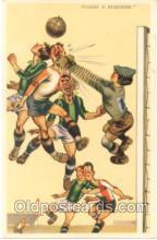 spo030011 - Soccer, Football, Postcard Postcards