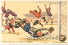spo030012 - Soccer, Football, Postcard Postcards
