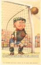 spo030013 - Soccer, Football, Postcard Postcards