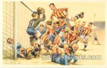 spo030014 - Soccer, Football, Postcard Postcards