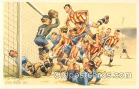 spo030014 - Soccer, Football, Postcard Postcards