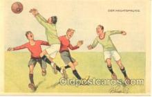 spo030018 - Soccer, Football, Postcard Postcards