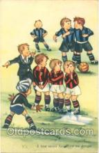 spo030024 - Soccer, Football, Postcard Postcards