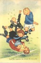 spo030025 - Soccer, Football, Postcard Postcards