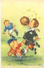 spo030026 - Soccer, Football, Postcard Postcards