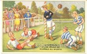 spo030029 - Soccer, Football, Postcard Postcards