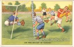 spo030030 - Soccer, Football, Postcard Postcards