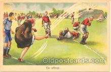 spo030037 - Soccer, Football, Postcard Postcards