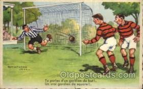 spo030041 - Soccer Postcards