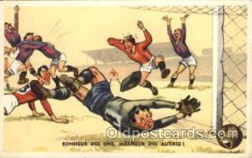 spo030043 - Soccer Postcards