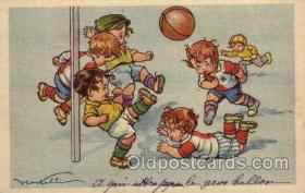 spo030044 - Soccer Postcards
