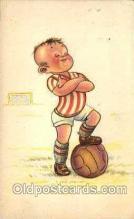 spo030045 - Soccer Postcards