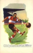spo030046 - Soccer Postcards