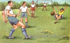 spo030047 - Soccer Postcards