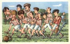 spo030053 - Soccer Postcards