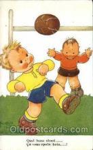 spo030058 - Soccer Postcards