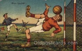 spo030060 - Soccer Postcards