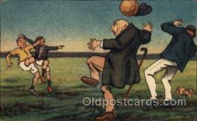 spo030063 - Soccer Postcards
