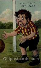 spo030064 - Soccer Postcards