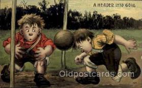 spo030065 - Soccer Postcards