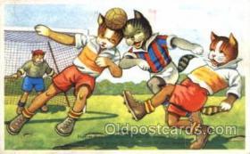 spo030066 - Soccer Postcards